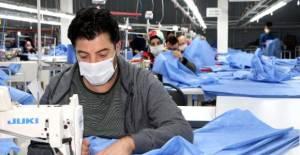 Tokat'tan ABD, İtalya, Fransa ve İngiltere'ye ameliyat önlüğü