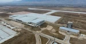 AK Parti'li Beyazıt: Tokat Havalimanı, kargo bölümüyle dünyaya hitap edecek