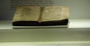 Danışmendli dönemi el yazması Kuran,...