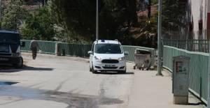Erbaa'da polis ekipleri 23 Nisan'ı kutladı