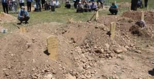 Zile'deki kazada ölenler toprağa verildi