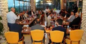 Erbaa'da orta ölçekli sanayi bölgesi için istişare toplantısı yapıldı