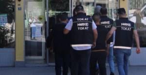 Tokat merkezli uyuşturucu operasyonunda 12 tutuklama