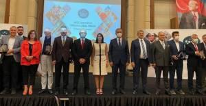 Başkan Özcan, Tarihi Kentler Birliği Meclisi divan kâtip üyeliğine seçildi