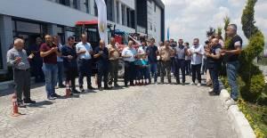 Erbaa Orman İşletme Müdürlüğünden köylülere traktör desteği