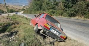 Erbaa'da kaza 3 yaralı