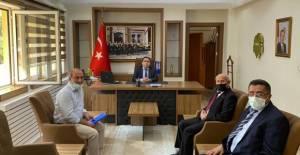 Erbaa Kaymakamı İsmail Altan Demirayak göreve başladı