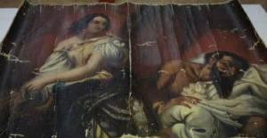 140 yıllık Yahya Peygamber tablosu gerçek çıktı! Şüpheliler hakkında yeni işlem yapılacak
