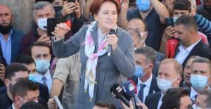 Akşener Türkiye'de seçmen velinimet olmaktan çıktı