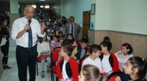 Tokat'ta Okur-Yazar Buluşması