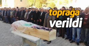 İstanbul'daki kazada ölen Merve Oruç Reşadiye'de toprağa verildi