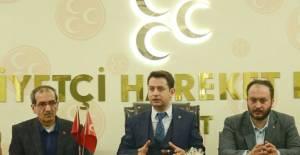 MHP'li Çalışkan'dan 'Kara Cuma' tepkisi