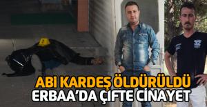 Erbaa'da çifte cinayet