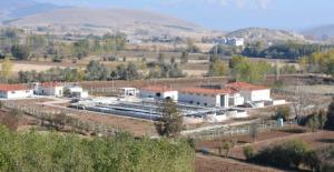 Zile'ye 20 Milyon TL'lik Atık Su Arıtma Tesisi Yapıldı