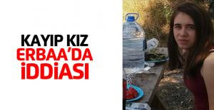 Bir haftadır kayıp olan 12 yaşındaki kız Erbaa'da iddiası