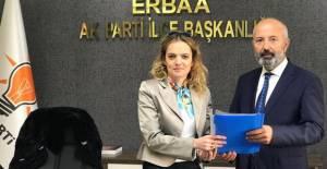 Ak Parti'den Karayaka için ilk başvuru yapıldı