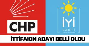 Erbaa'da İttifakın adı Murat Toycan Selçuk