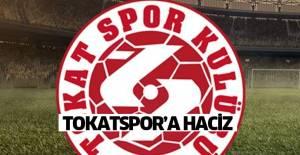 Tokatspor'a haciz