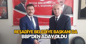 AK Partiden istifa eden Başkan Cemil Kılıç BBP'den aday oldu
