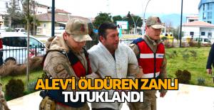 Erbaa'da yakalanan zanlı tutuklandı
