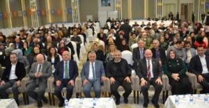 Zeyid Aslan Afyonkarahisar'da AK Parti'den Eğitim Seminerine katıldı