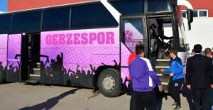 Gebzespor Küme Düşünce, Futbolcuları Statta Bıraktılar