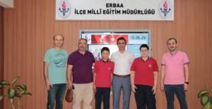 Hazırladıkları proje ile Tokat'ı Türkiye finallerinde temsil edecekler