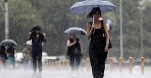 Meteoroloji'den kritik uyarı! Sağanak yağış ve kuvvetli rüzgar geliyor