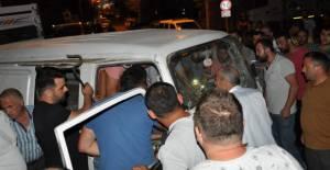 Reşadiye'de kaza: 3 yaralı