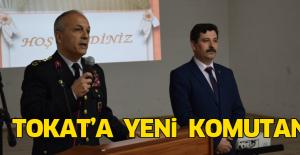 Tokat İl Jandarma Komutanı değişti