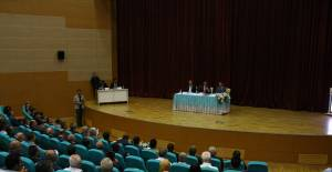 Tokat Valisi Ozan Balcı Erbaa ilçesinde muhtarlarla buluştu