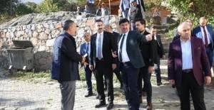 Başkan Eroğlu: 6 mahallemizde imar çalışmamız olacak