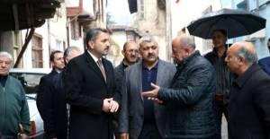 Başkan Eroğlu'ndan doğrudan demokrasi uygulaması