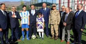 Tokat'ta internet bağımlığına karşı futbol turnavası