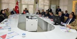 Tokat'ta 'Aile İçi ve Kadına Karşı Şiddetle Mücadele' toplantısı