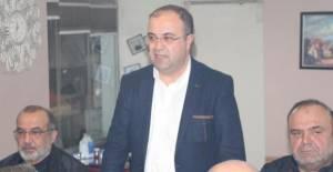 CHP Erbaa İlçe yönetiminden Kurtgöz'e destek