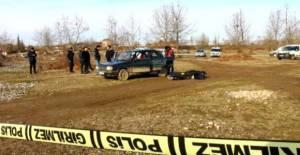 Erbaa'da cinayet