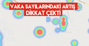 Erbaa'da 6 günde dikkat çeken vaka artışı