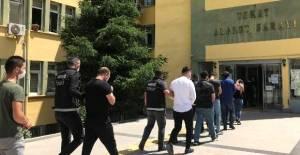 Tokat merkezli uyuşturucu operasyonunda 3 tutuklama