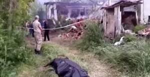 Yeşilyurt'ta bir evde çıkan yangında 1 kişi öldü