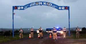 Zile Uzunköy'de, karantina süresi uzatıldı