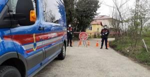Sulusaray'da bir mahalle karantinaya alındı