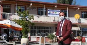 Erbaa'da Düğün salonu EBA destek noktası oldu