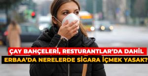 Erbaa'da sigara yasağı nerelerde uygulanacak, cezası ne kadar olacak?