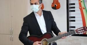 Erbaa'da 3 okula müzik atölyesi kuruldu