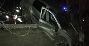 Erbaa'da trafik kazası 3 yaralı