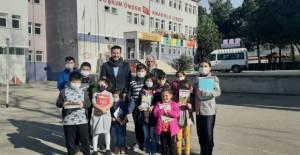 İyilik Hareketi Erbaa'da Çocuklarla Buluştu