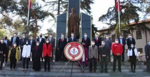 Erbaa'da sessiz 23 Nisan kutlaması