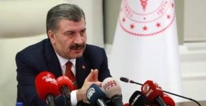 Sağlık Bakanı Koca illere göre haftalık vaka sayılarını paylaştı