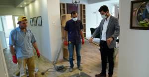 Başkan Karagöl 'Ali Özgül Konukevinde sona yaklaşıldı'